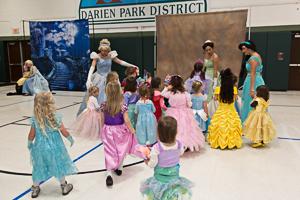 Dancing with princesses